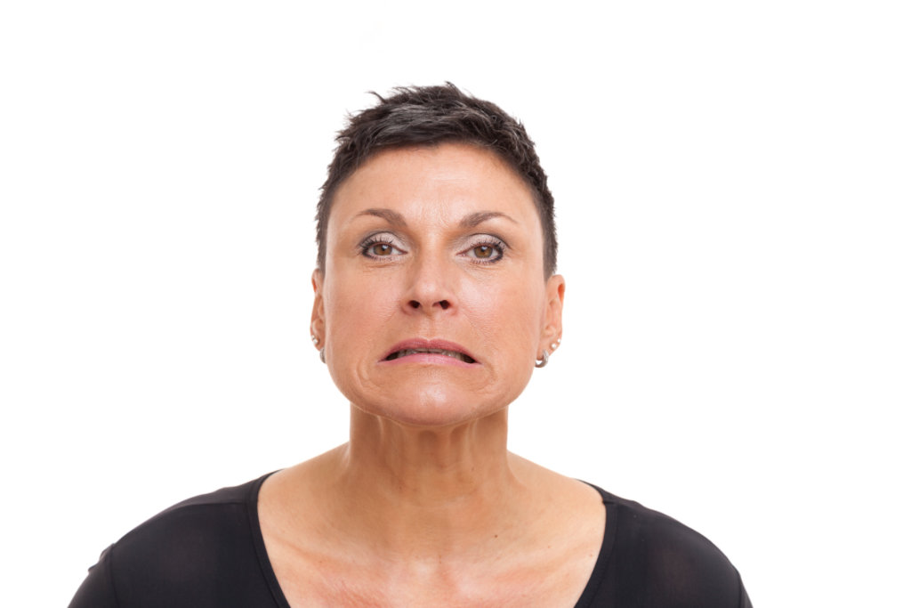 Botoxbehandeling hals na