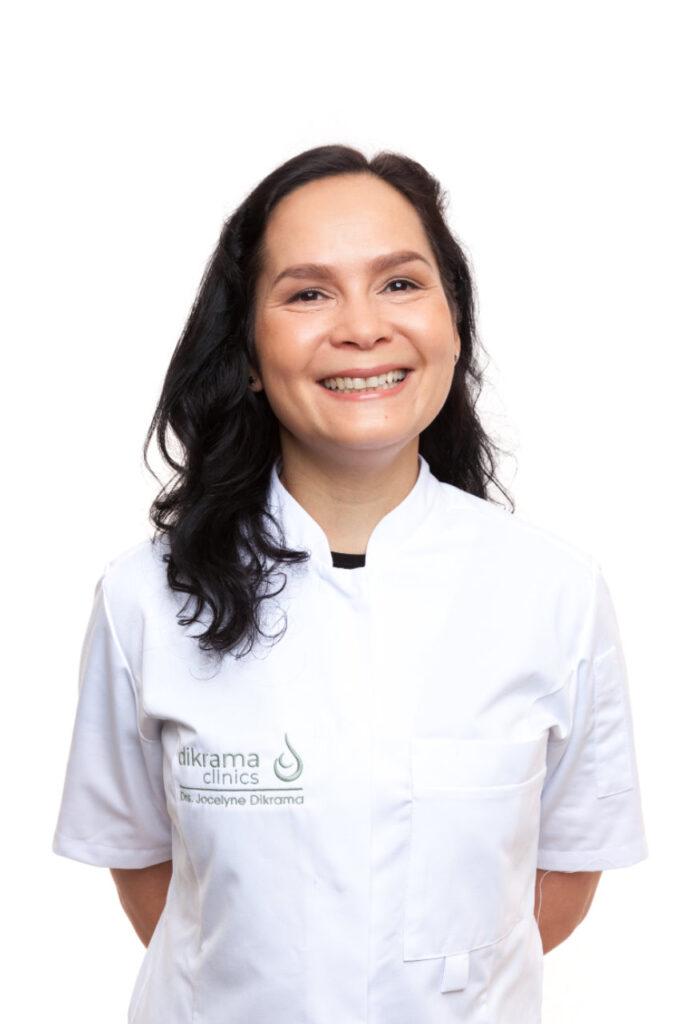 Dokter Jocelyne Dikrama